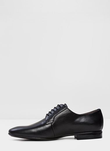 Aldo Clinttun-Tr - Siyah Erkek Oxford Ayakkabi Siyah